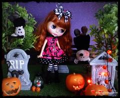 Blythe Halloween Night 5of9