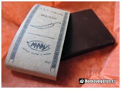 "Barra de chocolate al merkén • <a style=""font-size:0.8em;"" href=""http://www.flickr.com/photos/126890823@N02/15452525370/"" target=""_blank"">View on Flickr</a>"