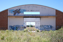 Argentina - 23 ( CHRISTIAN ) Tags: planta argentina argentine graffiti nikon decay abandon sanrafael industrie indutrial