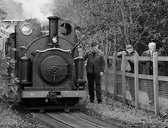 WHR 24210bwcr (kgvuk) Tags: prince trains railways locomotives porthmadog steamlocomotive welshhighlandrailway whr britanniabridge 040stt