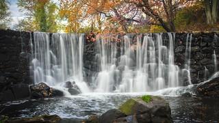 Dam At Glen Mills