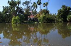 Baldwin Lake (squeemu) Tags: california ca house nature losangeles arboretum southern arcadia