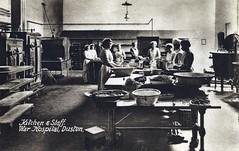 Kitchen, Duston War Hospital (robmcrorie) Tags: history kitchen patient health national doctor nhs service british nurse healthcare dustonwarhospitalberrywoodasylumnrothamptonstcrispinsfirstworldwar19141918