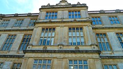 Longleat House (North) (richwall100 - Thank you for Three Million views) Tags: windows house facade mansion wiltshire longleat elizabethen