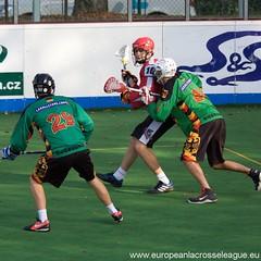European Lacrosse League 2014, play-offs (LCC Radotín) Tags: lacrosse 2014 ell boxlacrosse boxlakros lakros deutschlandadler lccustodes europeanlacrosseleague fotoemilmoravec