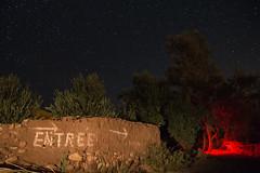 Follow the night (Koen_vd) Tags: sky night stars photography ben astro oasis morocco at haddou tamron1750