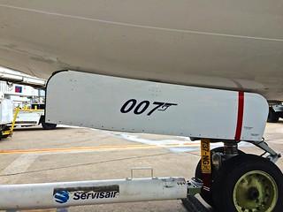WestJet Tail 007C-GRWS