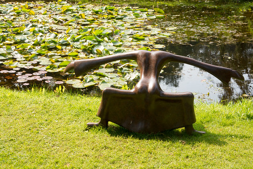 Solor By Eamonn Ceannt - Sculpture In Context 2014 Ref-182
