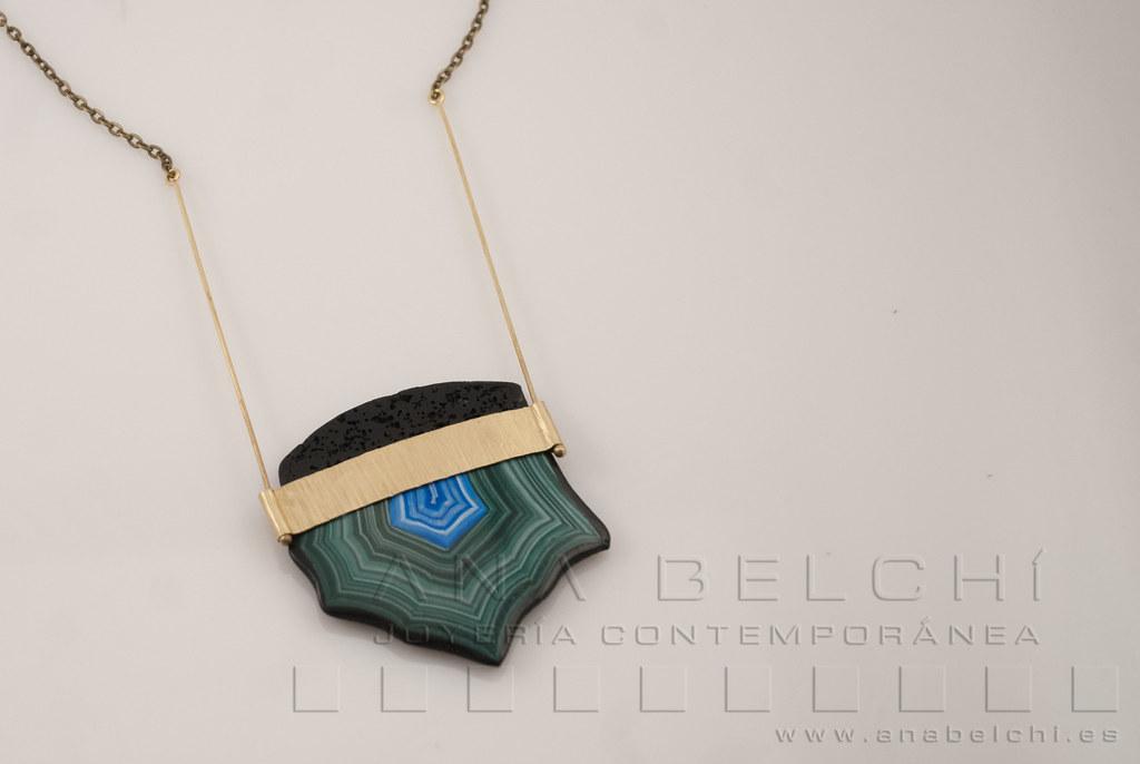 Imitación de piedras semipreciosas: Ágatas