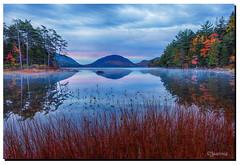 Eagle Lake Early morning (jeannie'spix) Tags: maine barharbor acadianationalpark eaglelake