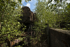 The holy grail of abandoned railways, Germany (True British Metal) Tags: urban abandoned rotting overgrown graveyard museum train germany rust loco trains steam rusted ddr locomotive rotten exploration scrap derelict locomotives ue locos urbex