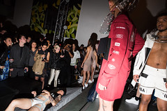 - (surgery) Tags: nyc test newyork art fashion paper experimental moma museumofmodernart nightlife avantgarde papermagazine hba boychild poprally hoodbyair mykkiblanco shayneoliver boychild2