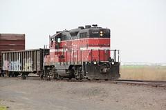 CBRW EMD GP-9 #302 (busdude) Tags: railroad columbia basin 302 emd gp9 cbrw