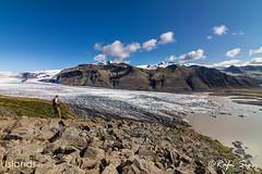 Hvannadalshnjúkur, highest point of the island