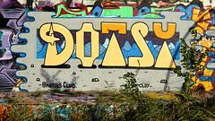 amsterdam graffiti (wojofoto) Tags: streetart amsterdam graffiti flevopark dotsy wolfgangjosten wojofoto omatiks