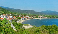 Greece, Macedonia, Olympiada, Chalkidiki, view to the village and bay (Macedonia Travel & News) Tags: greece macedonia macedonian ancient greek culture vergina sun orthodox republic prilep tetovo bitola kumanovo veles gostivar strumica stip struga negotino kavadarsi gevgelija skopje debar matka ohrid heraclea lyncestis history alexander great philip macedon nato eu fifa uefa un fiba aegeanmacedonia greecemacedonia macedonianstar verginasun aegeansea macedoniapeople macedonians peopleofmacedonia macedonianpeople chalkidiki χαλκιδικη olympiada ολυμπιαδα παραλια mavrovo macedoniablog 16256128 springs vevčani vevčanirepublic macedoniagreece makedonia timeless macédoine mazedonien μακεδονια македонија travel macedoniatimeless tourisminmacedonia