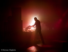 Maschinenfest 2014 (Herman Klapholz) Tags: music germany concert experimental industrial dj ambient techno noise musicfestival oberhausen industrialmusic 2014 turbinenhalle maschinenfest musiclive darkambient musicbands rhythmnnoiz maschinenfest2014