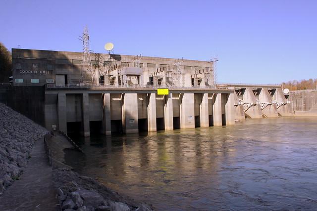Cordell Hull Dam