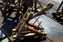 Catapult [Cordovado - 7 September 2014] (Doc. Ing.) Tags: wood italy market medieval fvg pn catapult friuli pordenone 2014 friuliveneziagiulia nordest cordovado paliodicordovado