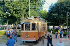 Cordoaria (ernstkers) Tags: 220 brill porto portugal stcp stcp220 streetcar tram tramvia tranvia trolley elctrico strasenbahn bonde sprvagn