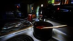 Tomato Baileys (Timothy Thurman) Tags: lightpainting kitchen soup baileys paintwithlight