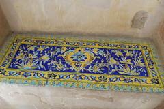 Cermicas en el Palacio Ali Qapu Isfahn Irn 02 (Rafael Gomez - http://micamara.es) Tags: en ceramics iran persia el palace ali   paredes isfahan azulejos palacio irn   techos  suelos qapu cermicas   isfahn
