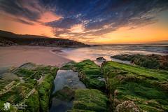 Repibelo sunset II (Chencho Mendoza) Tags: españa costa atardecer nikon coruña playa galicia atlantico arteixo d610 a repibelo chenchomendoza