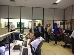 Representantes do governo queniano conhecem o Move (Portal PBH) Tags: urbana belohorizonte bh pbh qunia brtmovetrnsitomobilidade