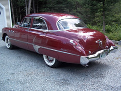 1949 Buick Super 4-Door Sedan (Hipo 50's Maniac) Tags: sedan buick super 51 1949 4door