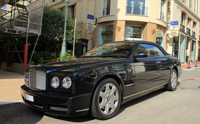azure bentley 20062008