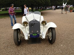 1931 Alfa Romeo 6C 1750 Touring 'Flying Star' (mangopulp2008) Tags: uk 1931 court star flying alfa romeo 1750 hampton sept 6c touring concourse elegance 2014