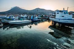 Sunset at Favignana (luigig75) Tags: sunset italy canon italia tramonto sicily sicilia favignana egadi canonefs1022mmf3545usm 70d