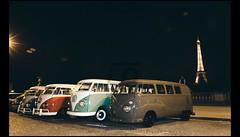 VW Combi (Laurent DUCHENE) Tags: paris tower vw tour eiffel combi