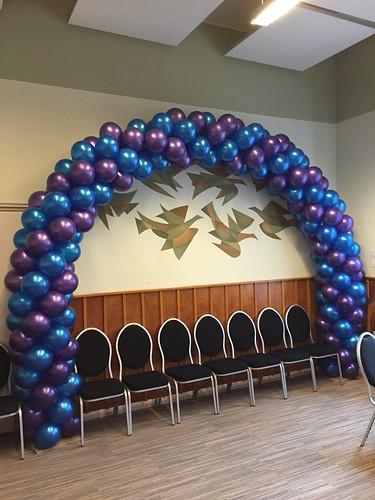 Ballonboog 8m Duurzame Scholen Leerhotel het Klooster Amersfoort