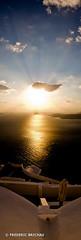 Santorin 2014 (fred SHOOT ME AGAIN) Tags: sunset hotel santorini greece santorin grèce vacance thira cyclade fira île