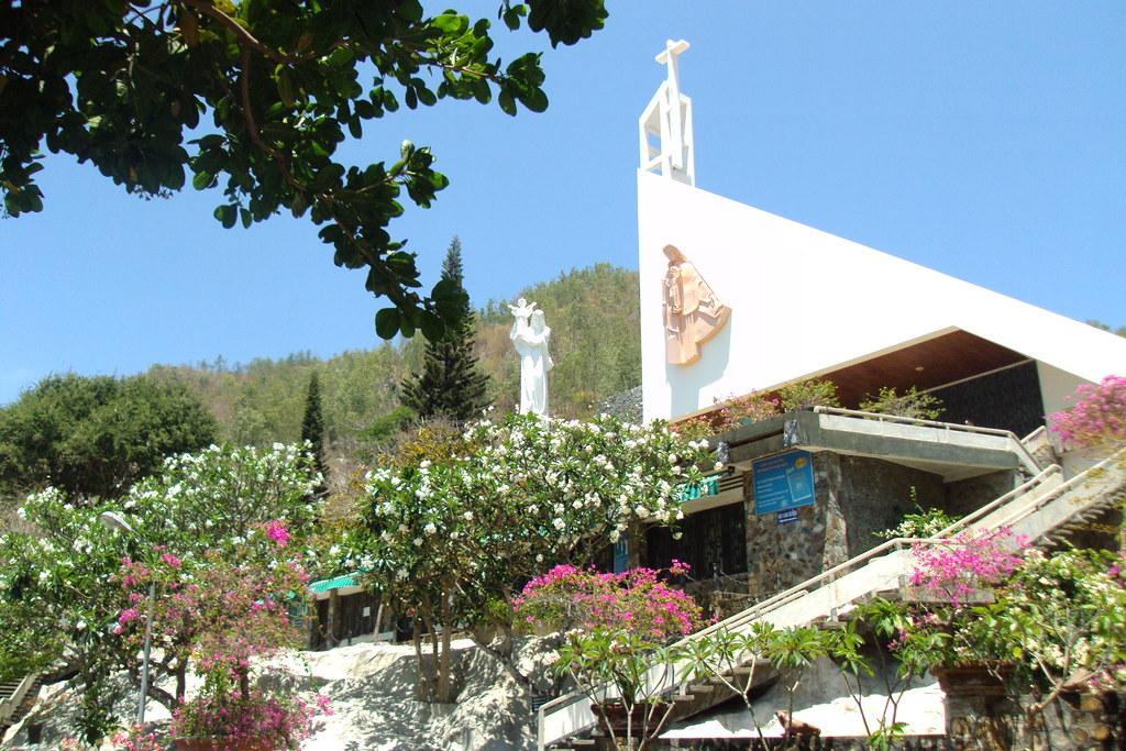Nhà thờ Đức Mẹ Bãi Dâu – Vũng Tàu