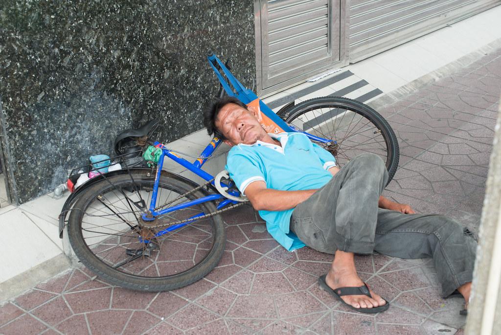 Bike nap