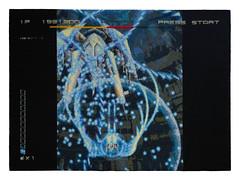 Ikaruga (2009) (perfhager) Tags: perfhager steneprojects contemporaryart gaming craft needlepoint embroidery handmade 刺繍 ゲーム 美術 現代美術 クラフト ハンドメイド アート