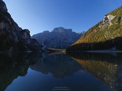 Morning at Pragser Wildsee N°2 (Bernhard_Thum) Tags: bernhardthum thum alps pragserwildsee dolomiten dolomites h5d60 hc3550ii elitephotography landscapesdreams