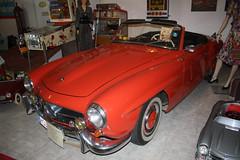Mercedes Benz 190SL Roadster 1962 (elbaracuda2002) Tags: motorbike motorad motorrad motorcycle nsu horrex redcars