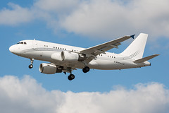 G-NOAH (Daniel Hobbs   Spot2Log) Tags: airport aircraft airplane businessjet corporatejet privatejet heathrow heathrowairport egll lhr airbus a319cj acropolisaviation