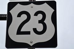 US 23 (EC Leatherberry) Tags: us23 ohio woodcounty