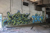 Ntyse, Oc (NJphotograffer) Tags: graffiti graff new jersey nj abandoned building urban explore ntyse mhs ldz crew oc