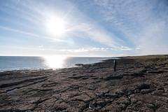 On the Rocks (sunsetbeach) Tags: ghani coast rocks sea intothesun 20mm