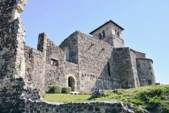 Eglise Prieurale de Saint-Romain-le-Puy, X- XI s. (Tatiana Gourbiere) Tags: eglise france nikond7100 antique