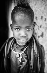 Etiopia (mokyphotography) Tags: africa southetiopia etiopia ethnicity etnia ethnicgroup etnie tribe tribù tribal travel hamer people portrait persone picture ritratto ragazzo boy bw blackwhite bn omovalley omoriver omo valledellomo viso villaggio viaggio mercato market