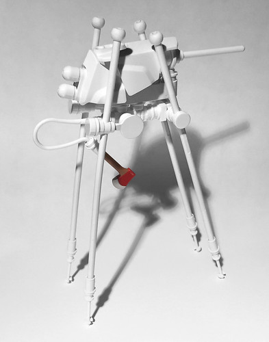 LEGO Axe-Drone