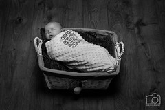 Olivia (LeePellingPhotography.co.uk) Tags: ad360 baby basket flash godox olivia portrait strobist studio superman heart wooden floor child wistro strobism lighting