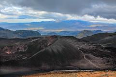 The black mountain Móði on the Fimmvörðuháls trail, Iceland (thorrisig) Tags: 17082012 fimmvörðuháls hattfell hraun slóði vegur iceland island ísland icelandicnature íslensknáttúra southoficeland suðurland thorrisig thorfinnursigurgeirsson þorrisig thorri thorfinnur þorfinnur þorri þorfinnursigurgeirsson sigurgeirsson sigurgeirssonþorfinnur dorres landscape landslag móði lava ash mountain view