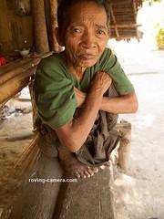 Man of the Chin Tribe, Rakhine State, Myanmar, 2016 (deemixx) Tags: myanmar burma rakhinestate chintribe tribalelder triballife offthegrid